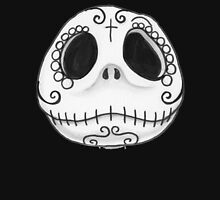 Sugar Skull Jack Skellington face Unisex T-Shirt