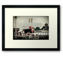 Great American Ball Park 2 - Cincinnati Framed Print