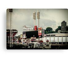 Great American Ball Park 2 - Cincinnati Canvas Print
