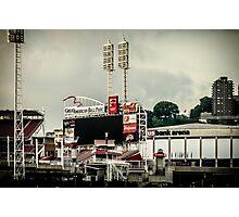 Great American Ball Park 2 - Cincinnati Photographic Print