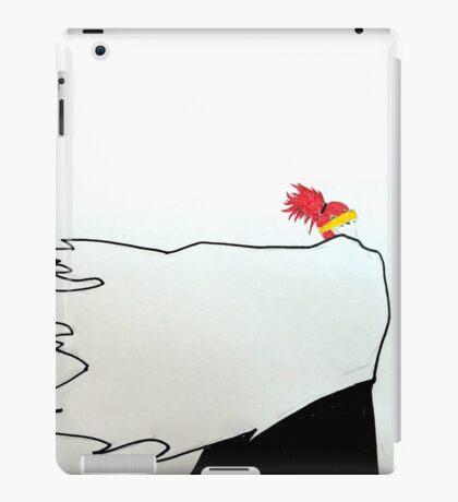 Minimalist Renji Abarai iPad Case/Skin