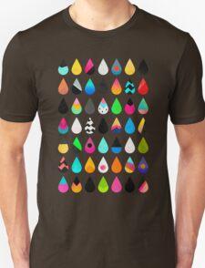 Colorful Rain T-Shirt