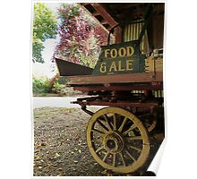 Brewery wagon Poster