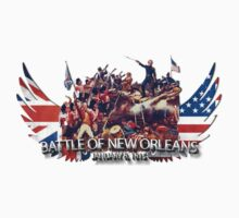 Battle of New Orleans Kids Clothes