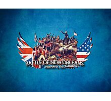 Battle of New Orleans Photographic Print