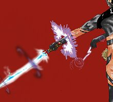 Tenchi Masaki Solar System Commander by aizen-mugen