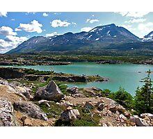 St. ELIAS Mountain range Photographic Print