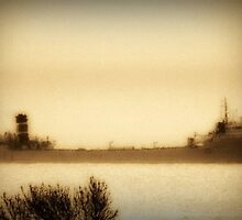 Ghost Ship ©  by Dawn M. Becker