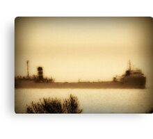 Ghost Ship ©  Canvas Print