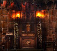 Thistle Chapel by Don Alexander Lumsden (Echo7)