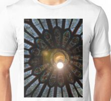 Stained Glass Unisex T-Shirt