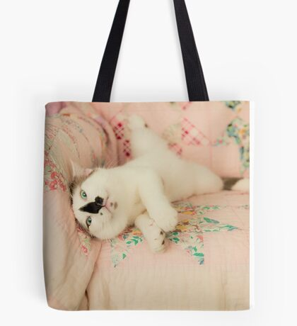 YOU LOVE ME DON'T YOU Tote Bag