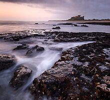Northumberland Sunrise by Michael Treloar