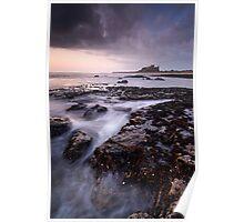 Northumberland Sunrise Poster