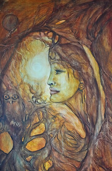 Coatlique by Kaye Bel -Cher