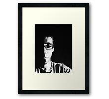 Self Portrait 2008 Framed Print