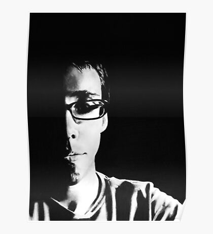 Self Portrait 2008 Poster
