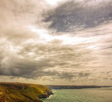 Classic Cornwall (Wheal Coates Mine)  by Photoplex