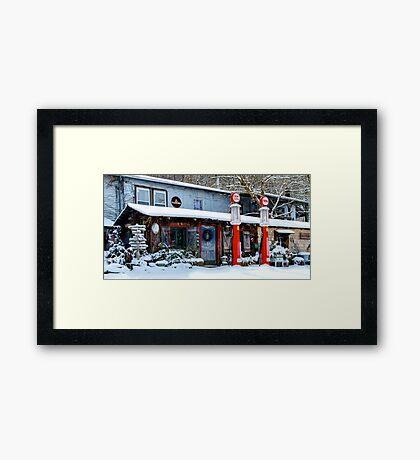 Crown Extra - Rabbit Hash, KY Framed Print
