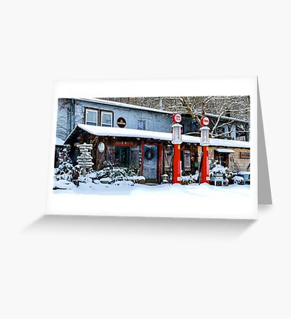Crown Extra - Rabbit Hash, KY Greeting Card