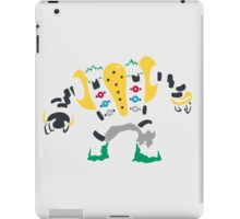 Regigigas (Tribal) iPad Case/Skin