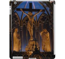 Montreal Notre Dame Altar iPad Case/Skin