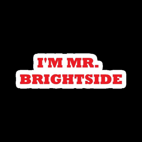 Mr Brightside by ScreamBlinkLove