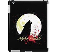 Alpha Female iPad Case/Skin