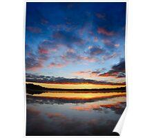 Eagles Nest Lake Sunrise Poster