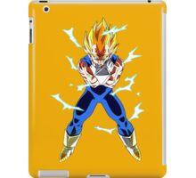 saiyan warriors iPad Case/Skin