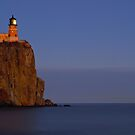 Split Rock Lighthouse by Aaron Bottjen
