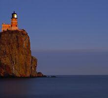 Split Rock Lighthouse by Aaron Bottjen