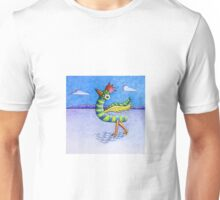 Bright Bird (in a dull world) Unisex T-Shirt