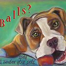 Bulldog - Spay/Neuter by Ann Marie Hoff