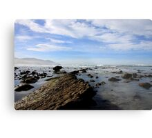 Gore Bay - New Zealand Metal Print