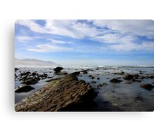 Gore Bay - New Zealand Canvas Print