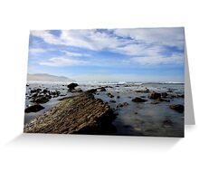 Gore Bay - New Zealand Greeting Card