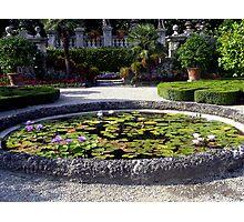 Gardens of Isola Bella Photographic Print