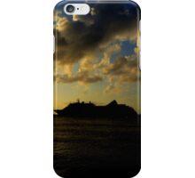 Ship at Sunset iPhone Case/Skin