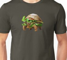 Turtle Sandwich Fast Food Unisex T-Shirt