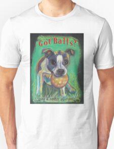 Got Balls? Boston Terrier T-Shirt