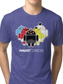 Angry Droids Tri-blend T-Shirt