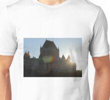 Chateau Frontenac Unisex T-Shirt