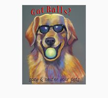 Got Balls? Golden Retriever T-Shirt