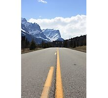 Highway to Heaven Photographic Print