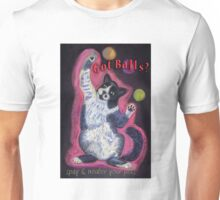 Got Balls? Juggling Cat Unisex T-Shirt