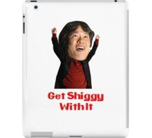 Get Shiggy With It iPad Case/Skin
