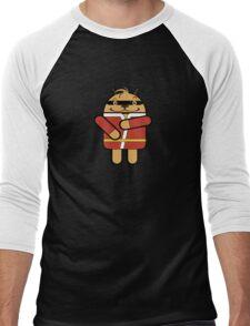Hong Droid Phooey Men's Baseball ¾ T-Shirt