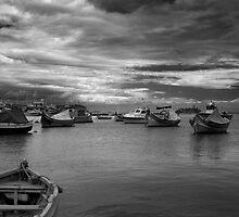 Cloudy by Christian  Zammit