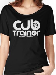 Cub Trainer Women's Relaxed Fit T-Shirt